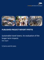 Published Project Report